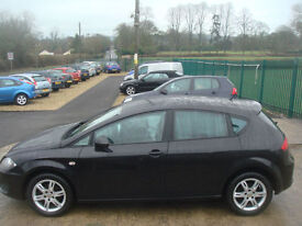 Seat Leon 1.6TDI CR ( 105ps ) 2010MY Ecomotive SE GUARANTEED CAR FINANCE TODAY
