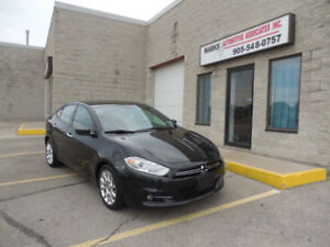 2013 Dodge Dart Limited - (88,000 kms)