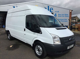 2013 - Ford Transit 2.2TDCi ( 100PS ) ( EU5 ) ( RWD ) 350L 350 LWB