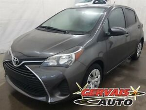 Toyota Yaris LE A/C Bluetooth Automatique 2015