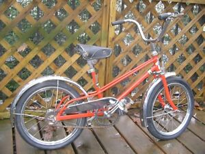 Vintage Collector's 1950's Velamos Bicycle