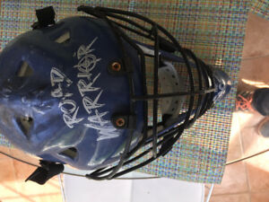 Road Warrior Street Hockey Helmet