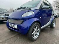2001 Smart Fortwo 0.6 City Passion Cabriolet 2dr LHD + ONLY 8000 MILES