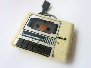 Commodore Datasette Cassette Unit - Tested WORKING