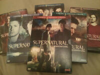 Box Set Supernatural 1-6 Season