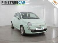 2014 FIAT 500 1.2 Lounge 3dr start stop