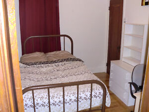 short/long term furnished room 500$ all included VISIT TONIGHT