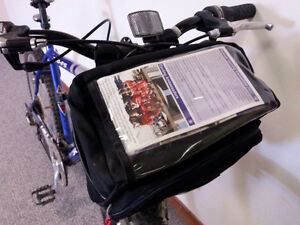 Hybrid bicycle with front basket included + Manuals Kingston Kingston Area image 4