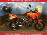 KAWASAKI VERSYS 650 KLE 650 FGF ABS FULL LUGGAGE ONE OWNER 2016 16