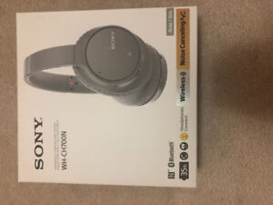 Sony WH-CH700N Wireless Noise Canceling Headphones (Brand New)