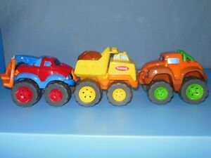 Playschool Truck that shake when you pull the ball Belleville Belleville Area image 2