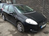 Fiat Punto 2007, 1.4 petrol, 5dr, Semi-Automatic, Faulty gearbox