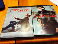 Justified Series 3 and 4