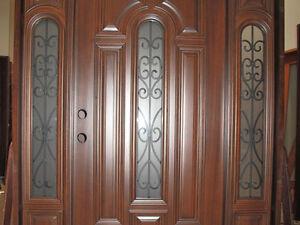 Prehung exterior door ebay - How to install exterior prehung door ...