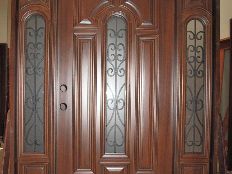 How to Install a Prehung Exterior Door eBay