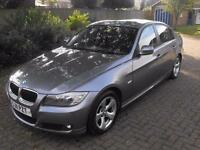 2011 BMW 3 Series 2.0 320d EfficientDynamics 4dr