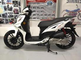 SYM SYMPHONY SR 125cc LEARNER LEGAL SCOOTER / MOPED - BRAND NEW