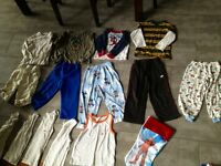 Boys used clothing, pjs (free with purchase of any of my ads)