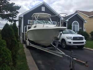 23 FT WELLCRAFT WITH 200 OUTBOARD