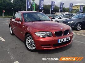 2010 BMW 1 SERIES 120d ES Coupe