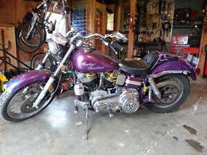 1984 Harley Davidson FXEF Superglide