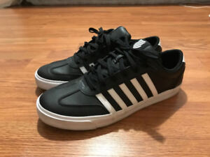 KSWISS Black Leather Shoes!! *Size 11.5*!!!