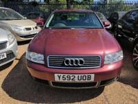 Audi A4 2.0 2001MY - HPI CLEAR