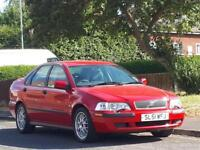 Volvo S40 1.6 2001MY ,3 OWNERS,MOT OCTOBER NO ADVISORY,NICE CAR