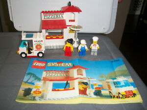 1994 LEGO SET - PIZZA TO GO