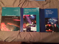 Police Foundation Text Books.