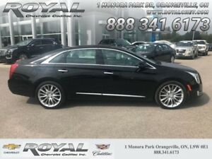 2016 Cadillac XTS PLATINUM * AWD *. GM EXECUTIVE CAR  - Low Mile
