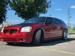 The nicest Dodge Magnum 5.7L Hemi R/T available in Canada today