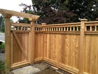 Fences - Decks - Outdoor Makeover!