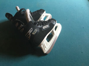 Hockey, figure skates