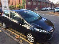 Ford Fiesta 1.4 automatic 2010