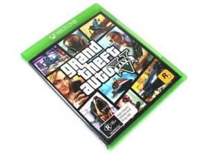 Grand Theft Auto V GTA V Xbox Game 016700124611