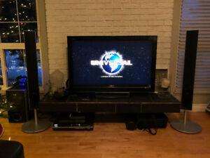 """COMPLETE SONY Bravia TV package - 40"""" TV, Audio and Stand"""