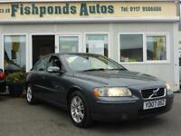 2007 Volvo S60 2.4 D S 4dr