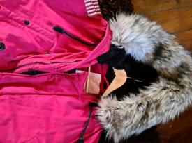 Ralph Lauren ski parka XL