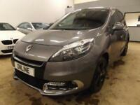 RENAULT SCENIC DYNAMIQUE TOMTOM DCI Grey Manual Diesel, 2013