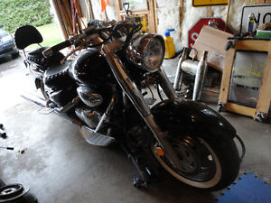 parting out 2005 Suzuki Boulevard 1500 C90 selling in parts only