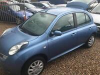 2008 NISSAN MICRA 1.2 Acenta FSH REALLY NICE DRIVING 1 OWNER CAR