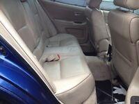 Lexus is300 sportcross rear full leather seat beige 98-05 breaking spares is 300 is200 Gita