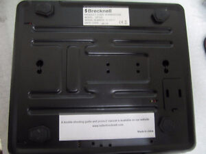Brecknell  Electronic Utility Bench Scales GP100 Balance compact West Island Greater Montréal image 4
