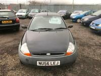 Ford Ka 1.3 2006/56 -ONLY 63K - OCTOBER 17 MOT - BARGAIN -