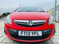 2013 Vauxhall Corsa 1.3 CDTi ecoFLEX Energy 3dr (a/c) Hatchback Diesel Manual