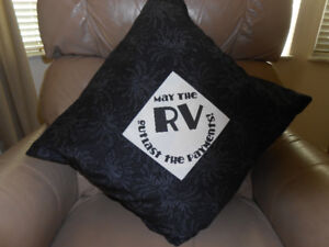 RV Pillow Cover