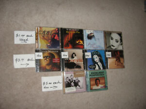 New & Used CDs