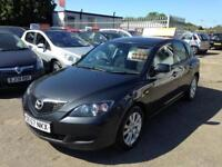 2008 Mazda Mazda3 Hatch 5Dr 2.0D 143 DPF TS2 6Spd Diesel grey Manual