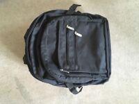 Targus laptop carry pack
